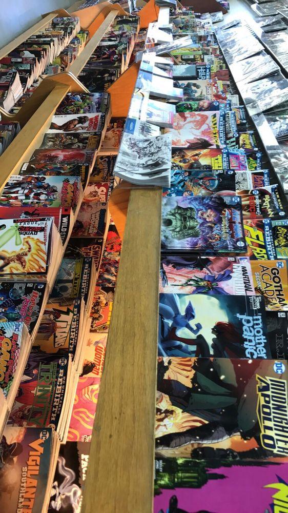 Comic & Figure Addicts: 30707 Union City Blvd, Union City, CA