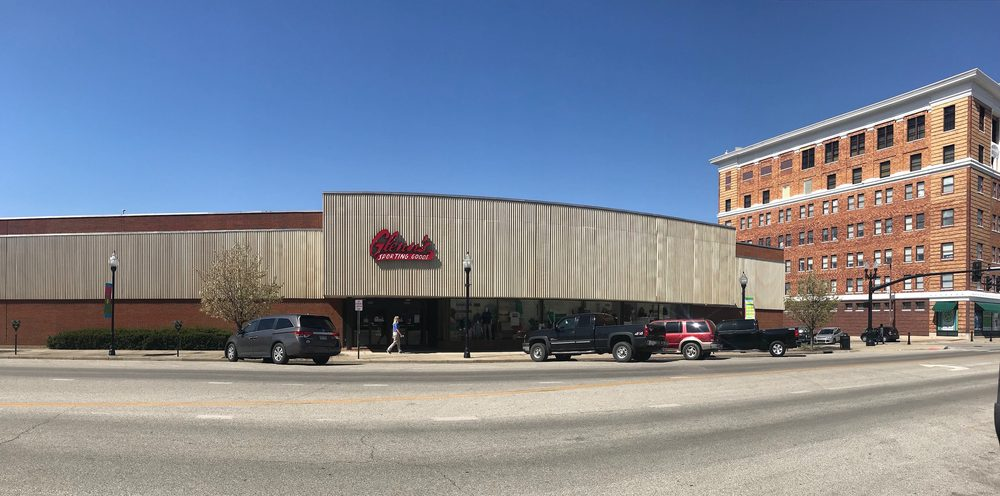 Glenn's Sporting Goods: 1040 Third Ave, Huntington, WV