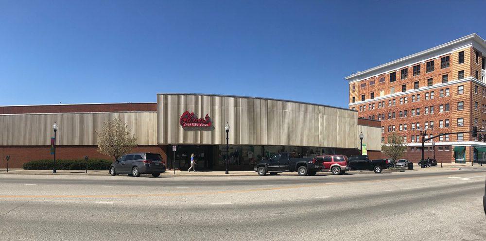 Glenn's Sporting Goods: 1040 Third Ave, Huntington, WV