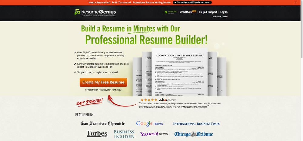 resume genius 57 reviews editorial services 427 n tatnall st wilmington de phone number yelp