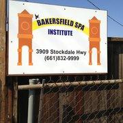 Bakersfield spa institute