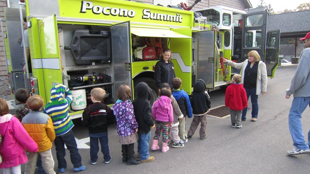 Kids Day Out Preschool: 12 Church Ave, Mount Pocono, PA