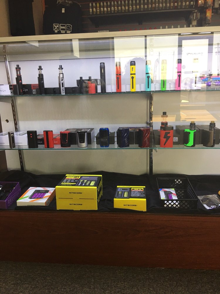 ECig South Vape 2: 80 Spring Branch Dr, Alexandria, AL