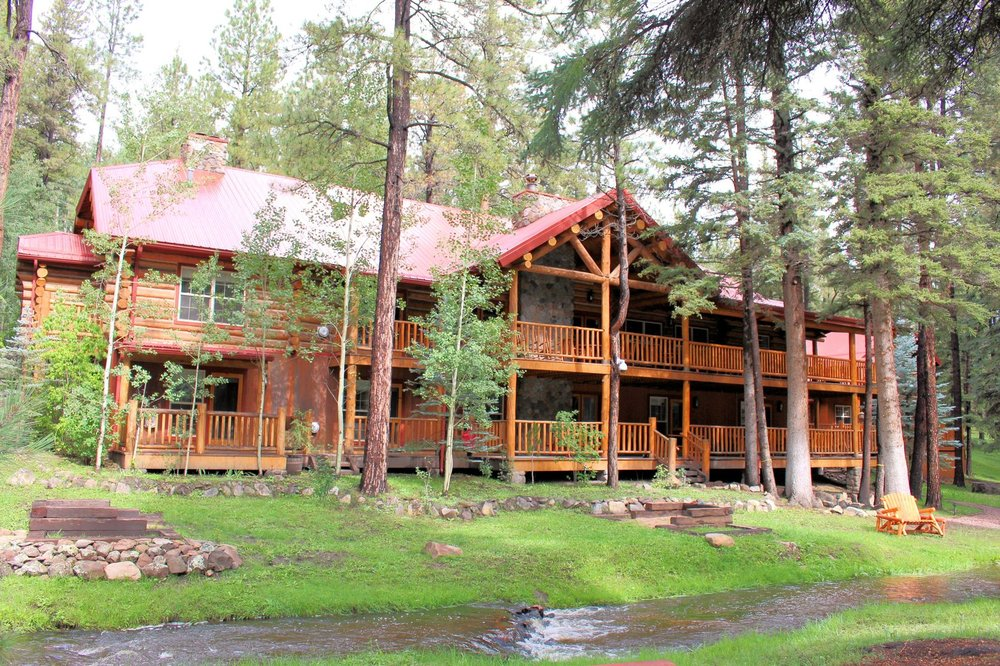 Greer cabin keepers vacation rental agents 103 cnty rd for Cabins to rent in greer az