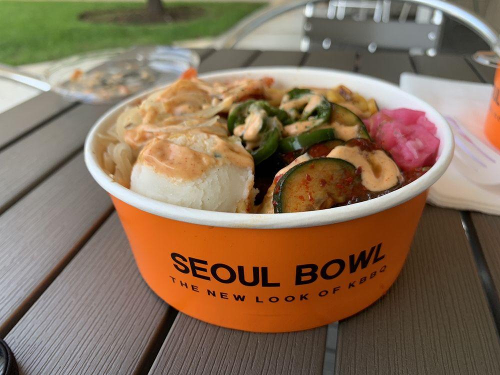 Seoul Bowl & Bar Bothell: 22833 Bothell Everett Hwy, Bothell, WA