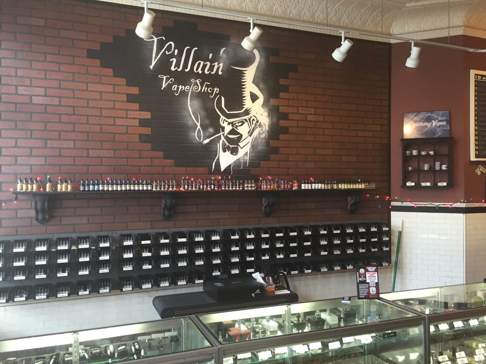 Villain Vape Shop: 5218 Butler St, Pittsburgh, PA