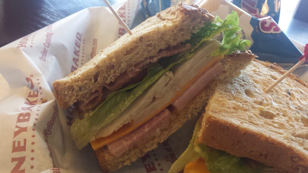 Honeybaked Ham Sandwiches 805 S Glynn St Fayetteville Ga