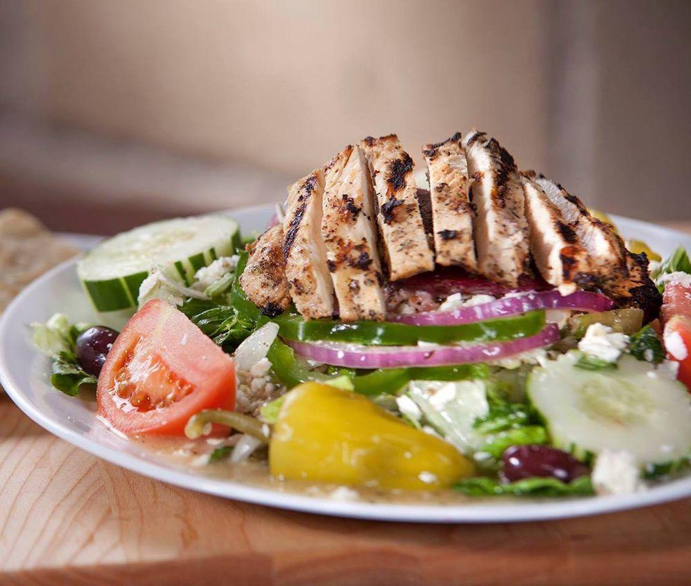 Little Greek Fresh Grill: 2058 W University Dr, McKinney, TX