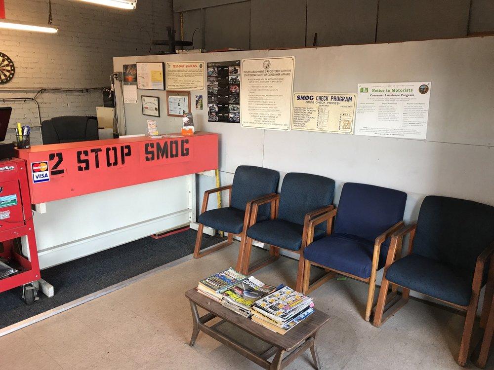 2 Stop Smog: 829 Main St, Delano, CA