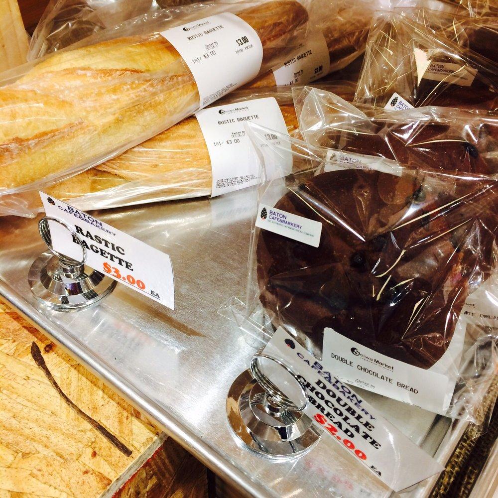 Baton Cafe & Bakery: 1801 S Dairy Ashford, Houston, TX