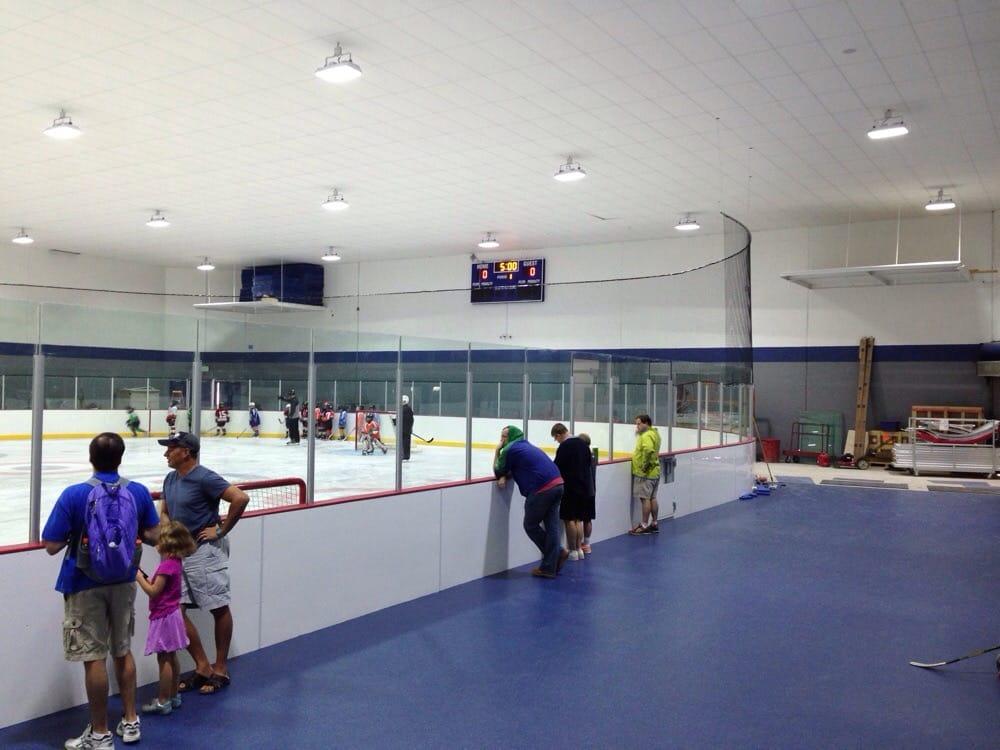 Image result for Sharpstown Ice Center