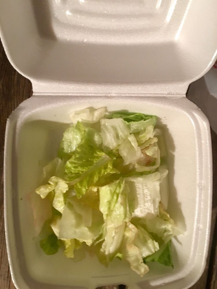 Food from Choo Choo