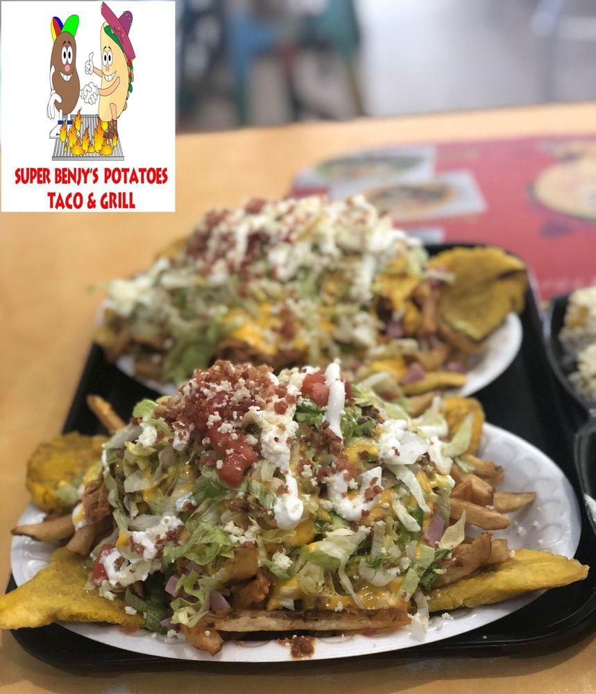 Super Benjy's Potatoes Taco & Grill: Carretera 31 Km 3.1, Naguabo, PR