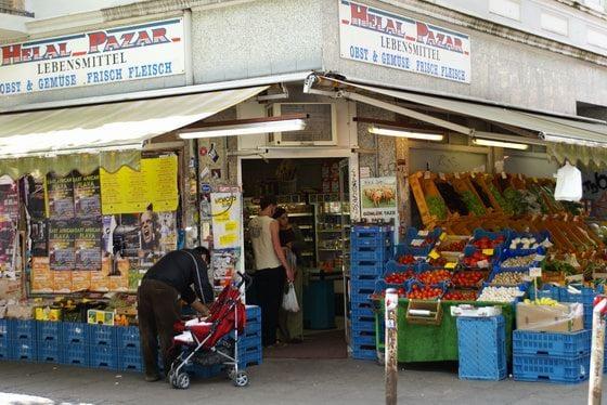 Helal Pazar - der Türke meines Vertrauens