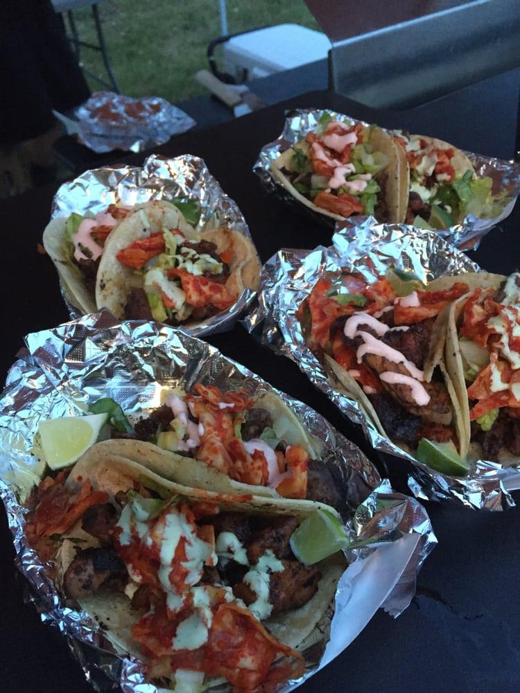 ChinChaRo Taco: 34 W Concho Ave, San Angelo, TX