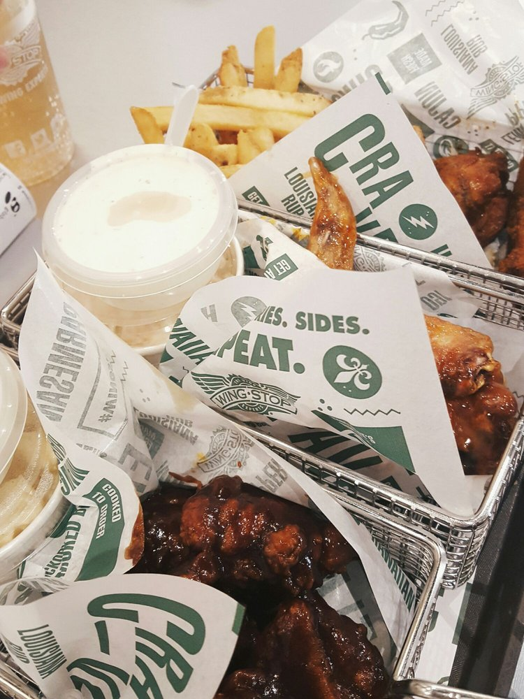 Wing Stop Singapore