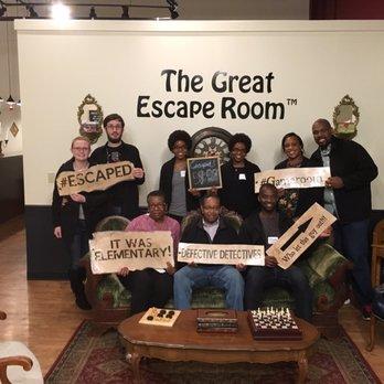 The Great Escape Room - 41 Photos & 98 Reviews - Escape Games ...