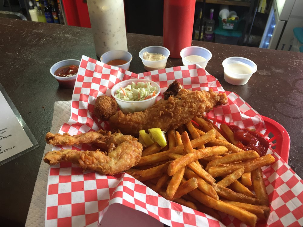 Danny B's Fish and Chips: 501 N State Rte, Chino Valley, AZ