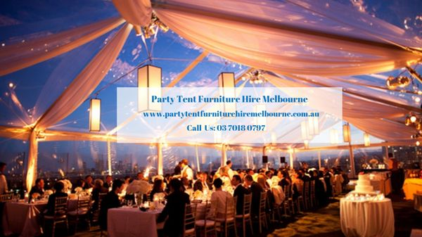 Photo of Party Tent Furniture Hire Melbourne - North Melbourne Victoria Australia. Melbourne Party & Party Tent Furniture Hire Melbourne - Get Quote - Party Equipment ...