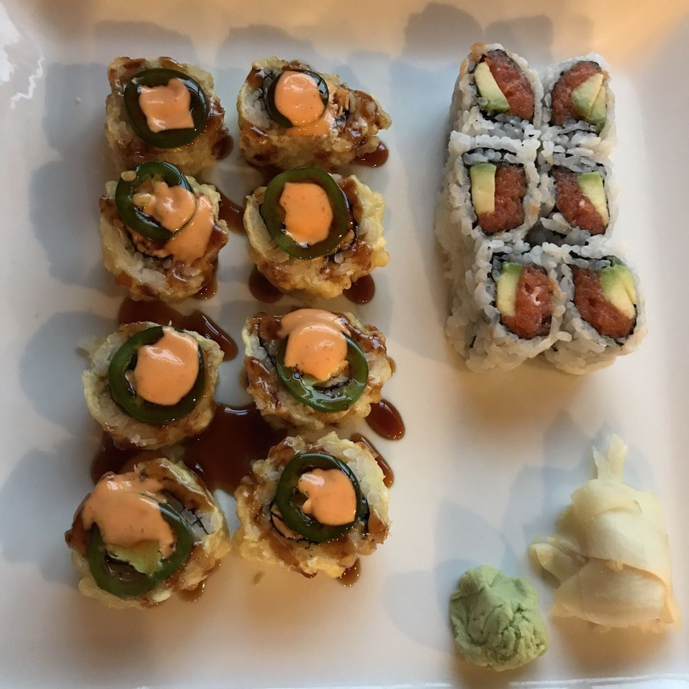 Fat Salmon Sushi: 11411 Joseph Campau St, Hamtramck, MI