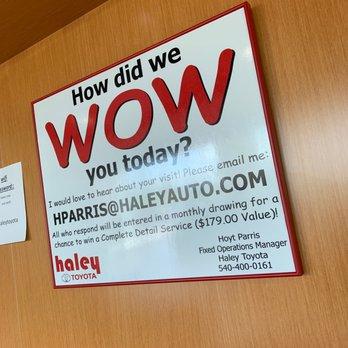 Haley Toyota Roanoke >> Haley Toyota Of Roanoke 15 Reviews Car Dealers 1530