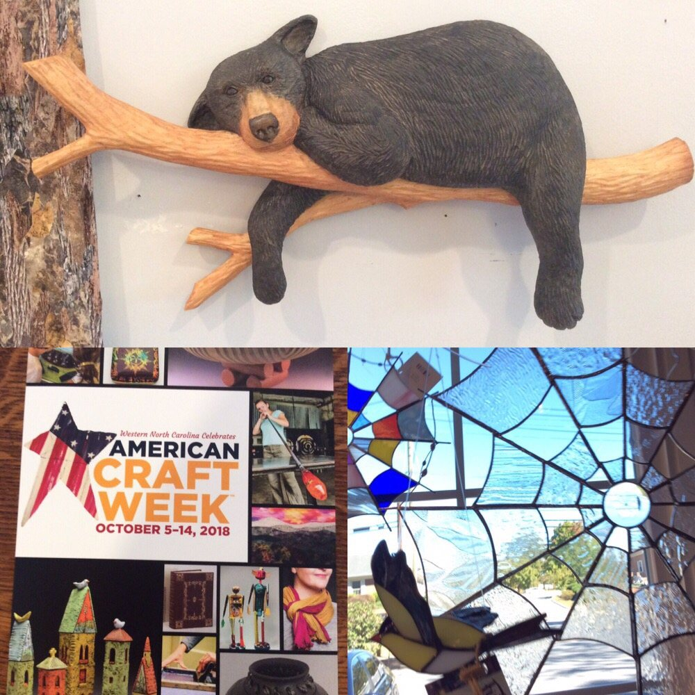 Firefly Craft Gallery: 2689 D Greenville Hwy, Flat Rock, NC