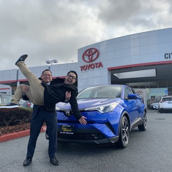 Photo Of City Toyota Daly Ca United States