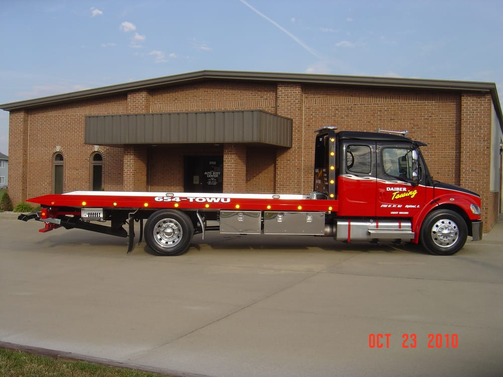 Daiber Towing: 2702 State Rt 160, Highland, IL