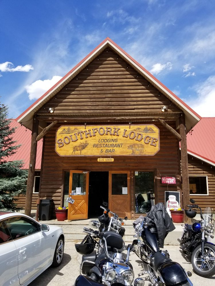 South Fork Lodge: 7236 Highway 21, Lowman, ID
