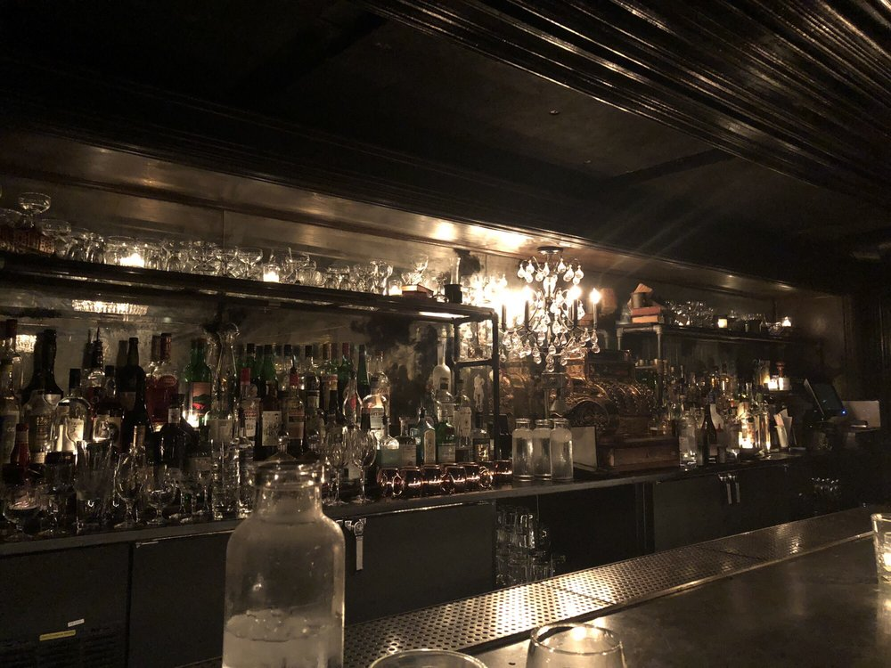 The Library at Gilt Bar: 230 W Kinzie St, Chicago, IL