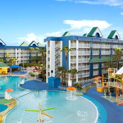 Photo Of Holiday Inn Resort Orlando Suites Waterpark Fl United States