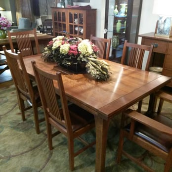 Photo Of Masins Furniture   Bellevue, WA, United States. Stickley Table And  Chairs