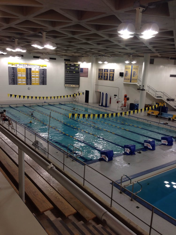 6 lane 25 yard swimming pool yelp for Swimming pools in philadelphia pa