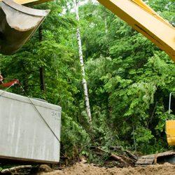 photo of stewarts septic service bluemont va united states septic tank maintenance - Septic Tank Maintenance