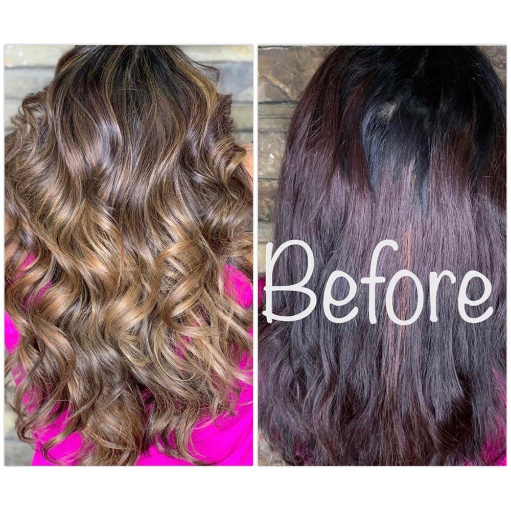 Tone Hair Salon: 808 Salem Woods Dr, Raleigh, NC