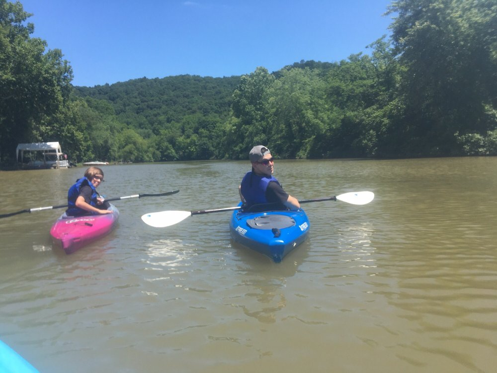 Dragonfly Outdoor Adventures: 550 Treasure Cove Rd, Greenup, KY