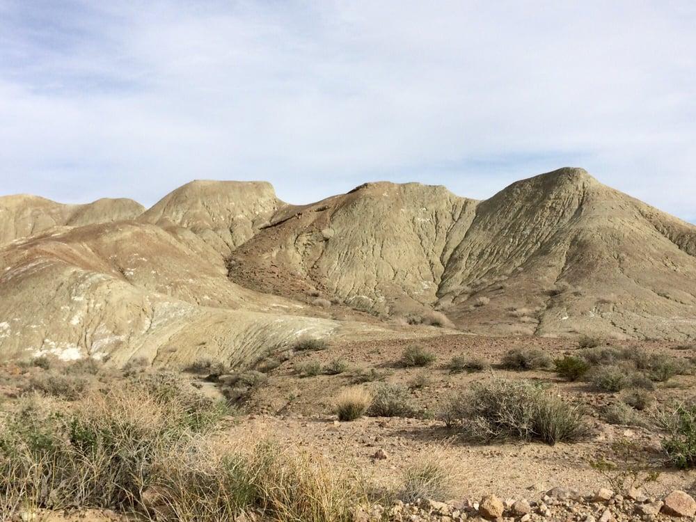 Rainbow Basin Natural Area: Irwin Rd, Ridgecrest, CA