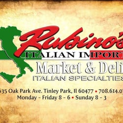 Rubino S Italian Imports 37 Photos 94 Reviews Delis 16635 Oak Par