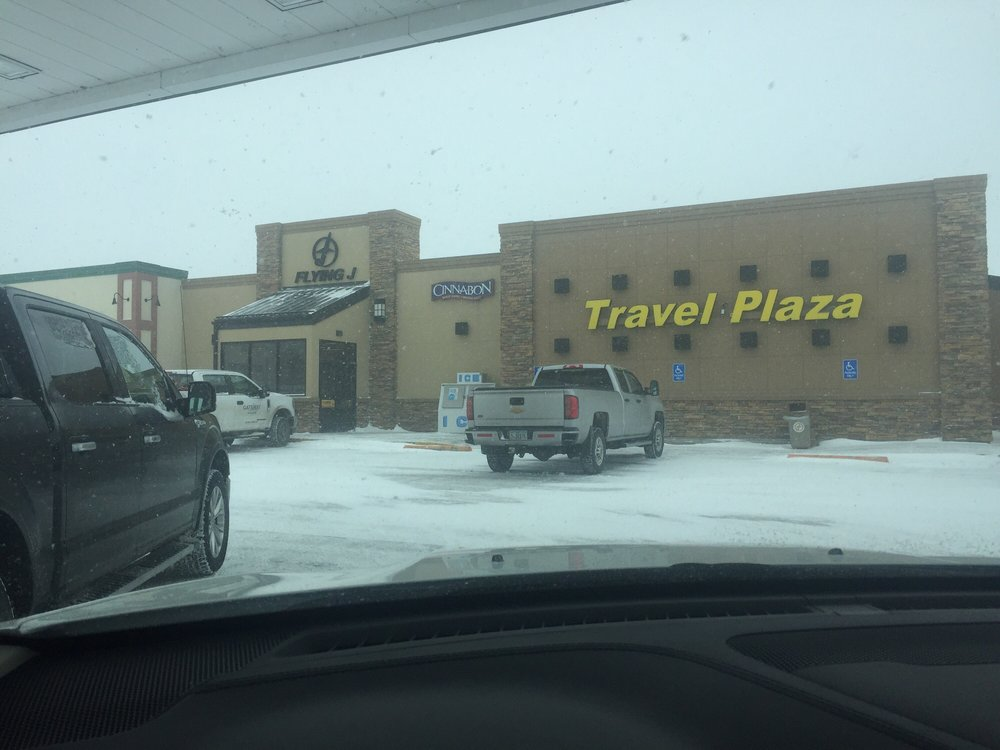 Flying J Travel Center: 3040 220th St, Williams, IA