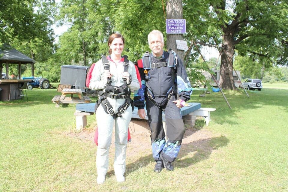 Frontier Skydivers Inc: 3316 Beebe Rd, Newfane, NY