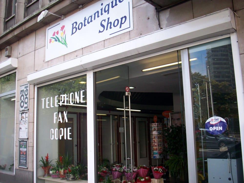 Botanique shop k bm nd boulevard du jardin botanique for Boulevard du jardin botanique