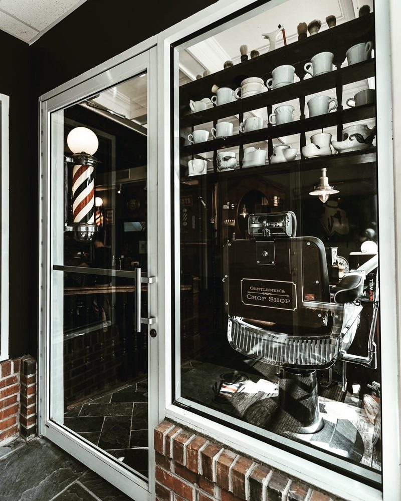 Gentlemen's Chop Shop: 68 E Forest Ave, Locust Valley, NY