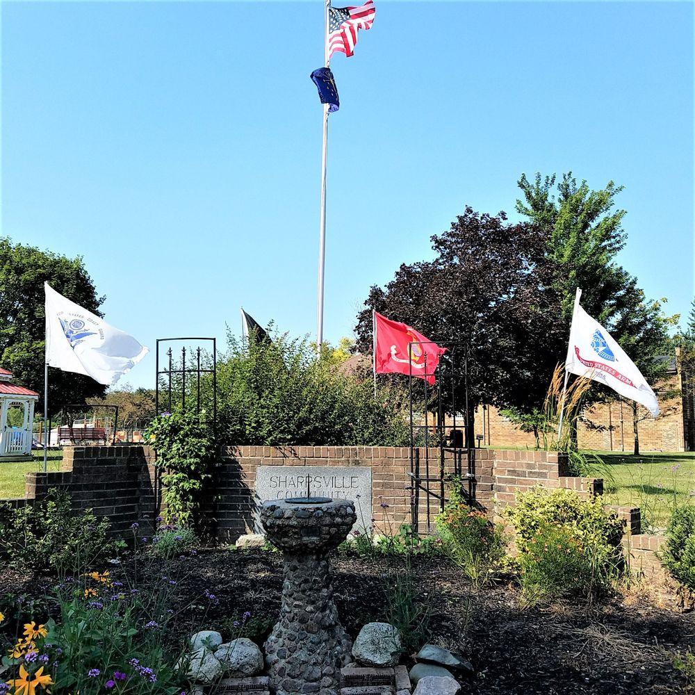 Sharpsville Community Park: 405 S Brown St, Sharpsville, IN