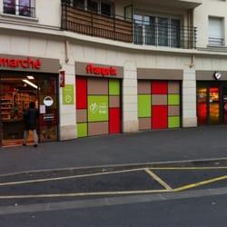 Franprix supermarch s 173 rue v ron alfortville val for Garage alfortville rue veron