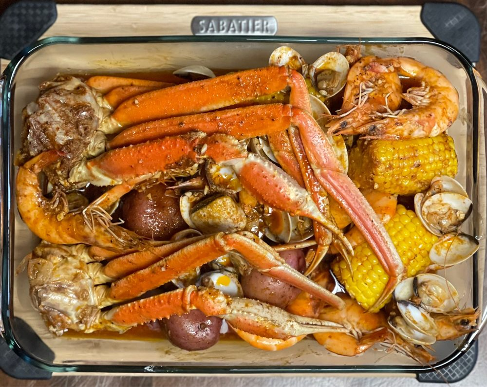 Food from Captain Crab