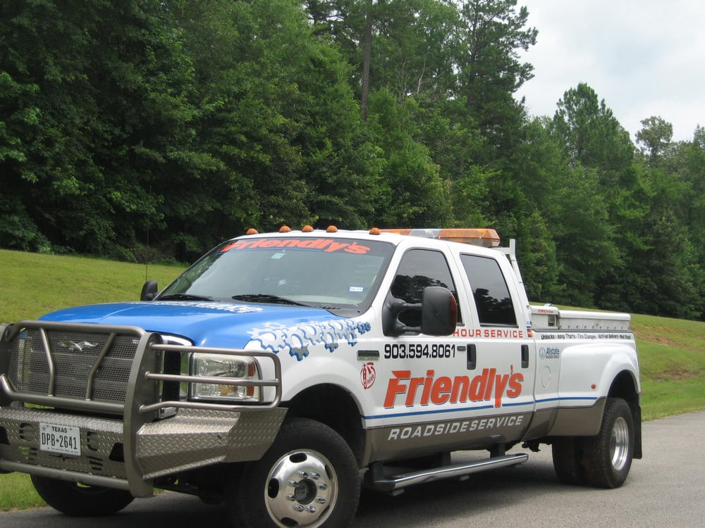 Friendly's Roadside Service: 2324 E Devine St, Tyler, TX