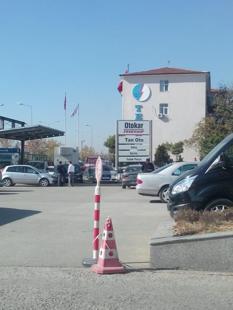 Tan Oto: Macun Mah, Ankara, 06