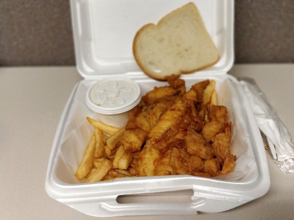 The Fish Market: 4355 Schaefer Rd, Dearborn, MI