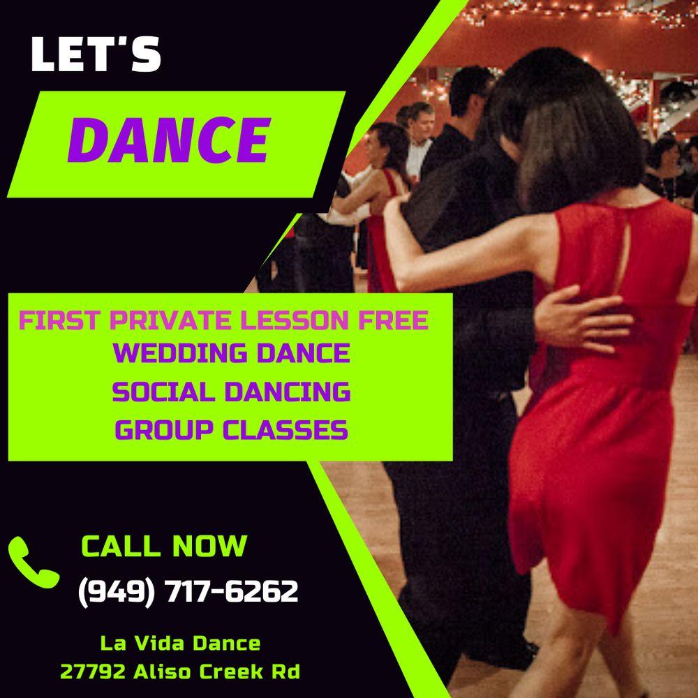LaVida Dance: 27792 Aliso Creek Rd, Aliso Viejo, CA