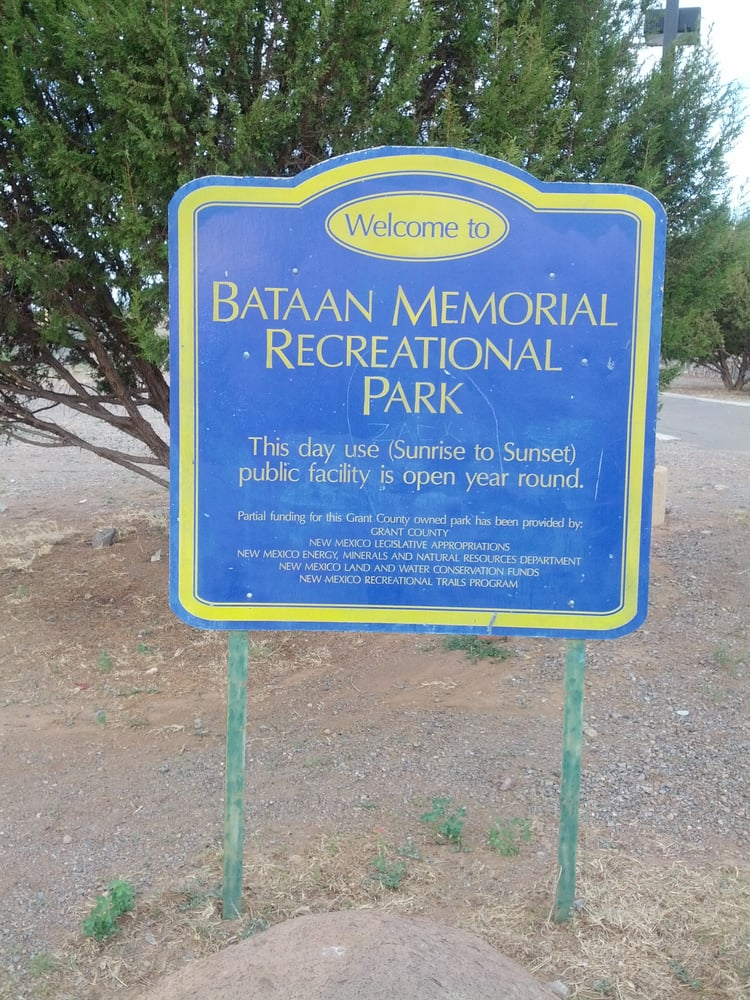 Bataan Memorial Recreational Park: Silver City, NM